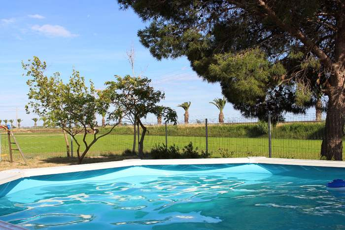 Rural house -                                       Deltebre -                                       3 bedrooms -                                       6 persons