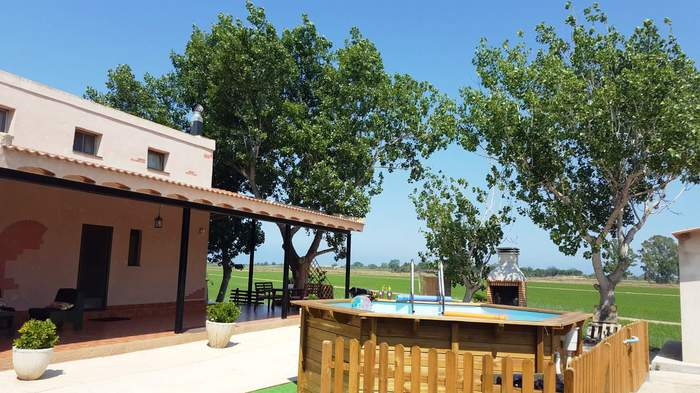 Rural house -                                       Deltebre -                                       1 bedrooms -                                       6 persons