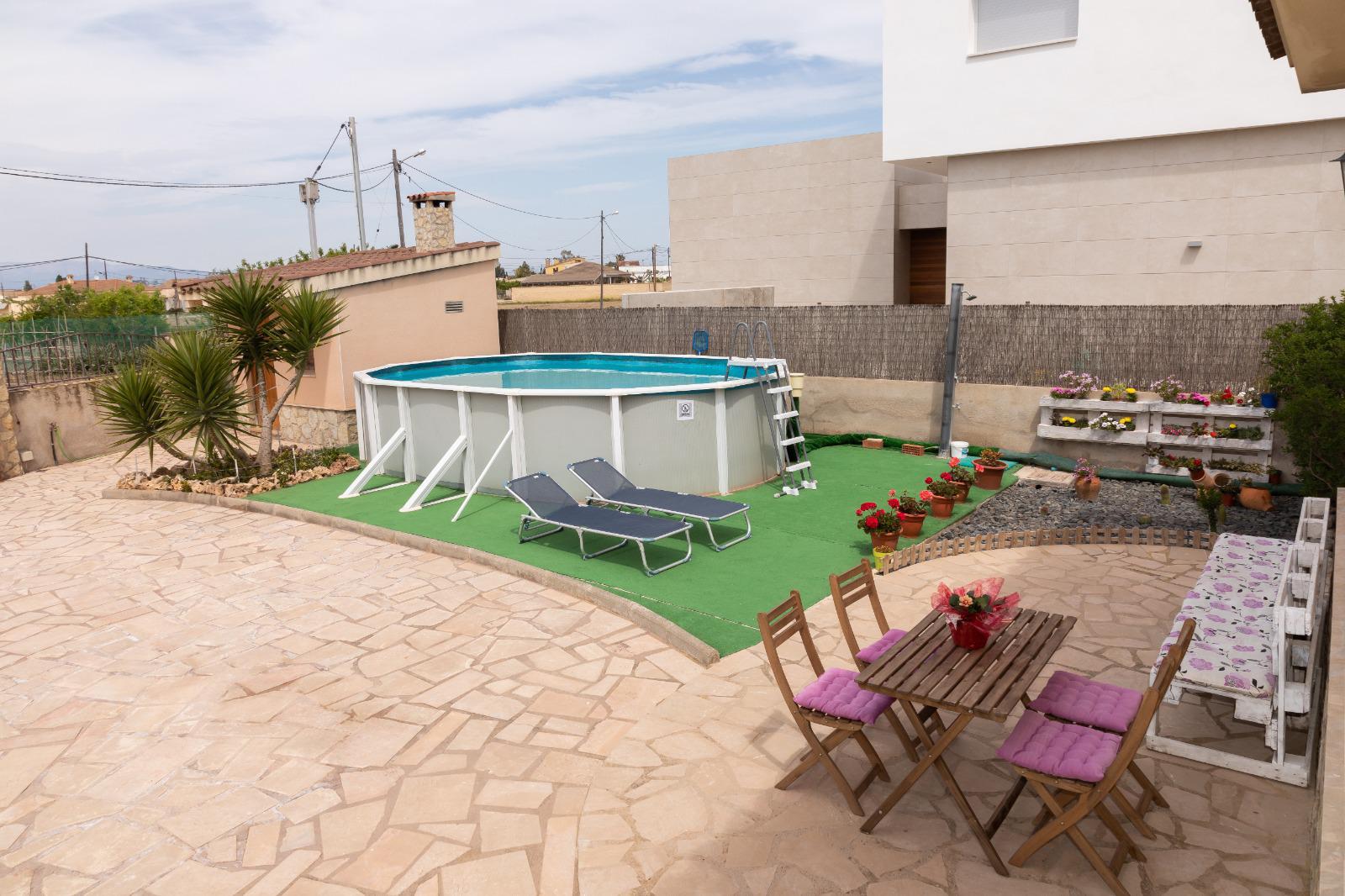 Semidetached house -                                       Deltebre -                                       3 bedrooms -                                       5 persons