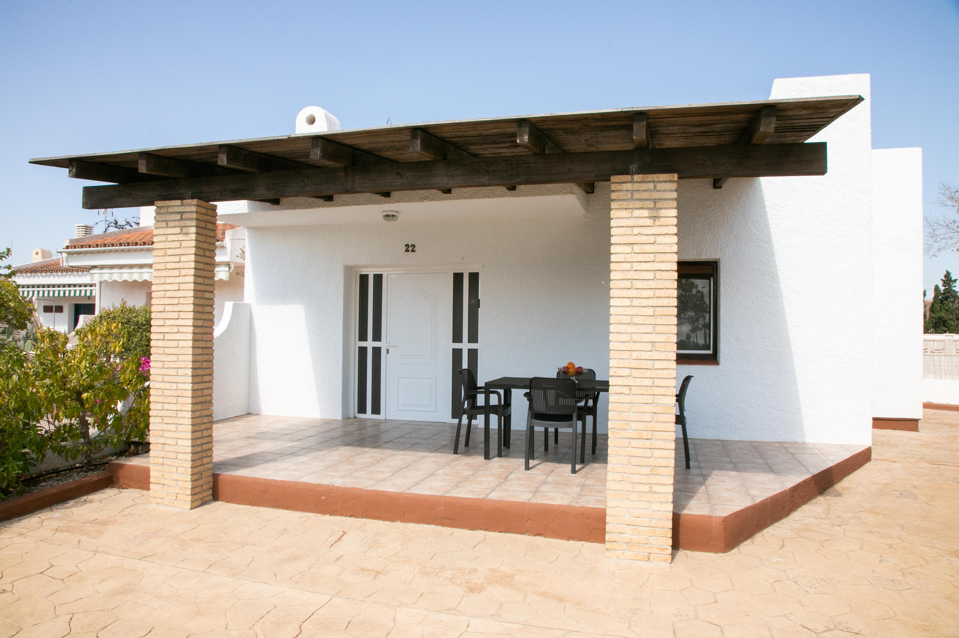 Semidetached house -                                       Riumar -                                       2 bedrooms -                                       4 persons